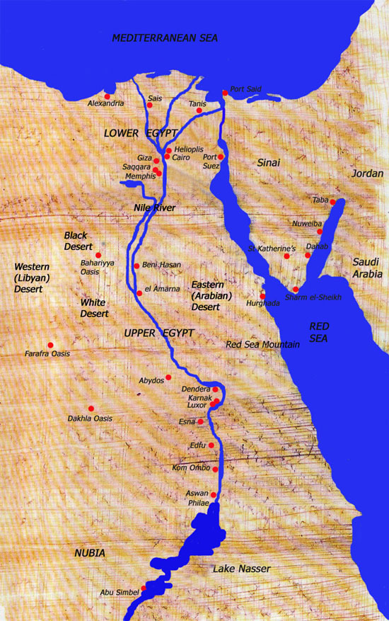 Map hurghada sharm el sheikh map aswan map egypt map click to enlarge gumiabroncs Choice Image