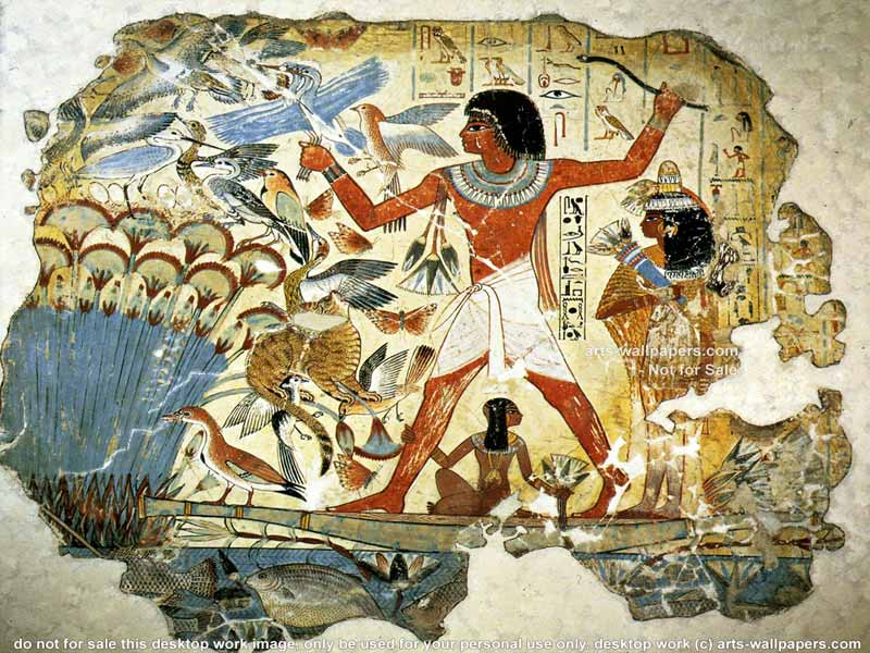 characteristics of egyptian art The amarna period, roughly 1353-1336 bce, introduced a new form of art that completely contradicted what was known and revered in the egyptian culture the pharaoh amenhotep iv not only.