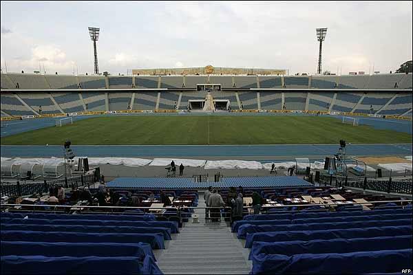 Sport: Top 10 biggest stadiums in Africa